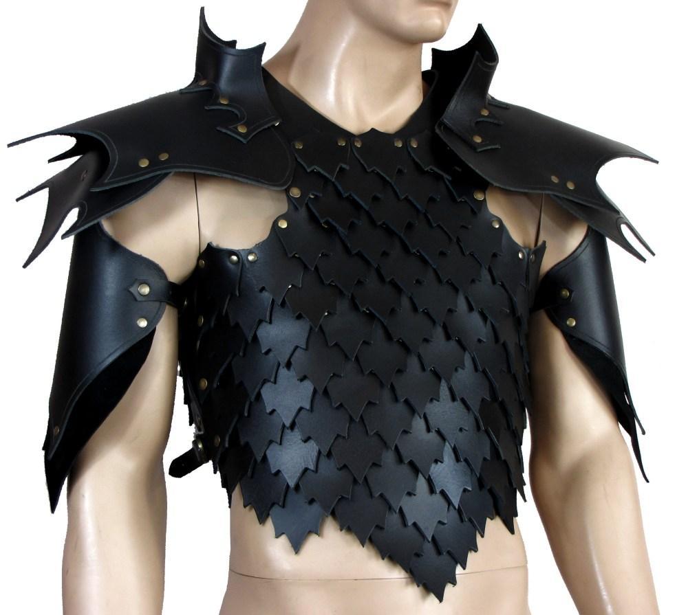 Lederrüstung Draco