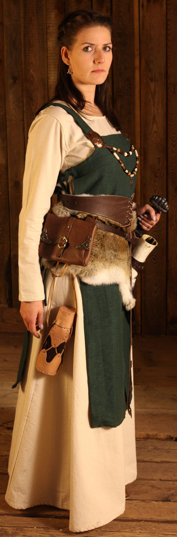 Commander Femme Viking Costume Ligne En Pouwkxzit Larp Chez Ivgb6Yyf7