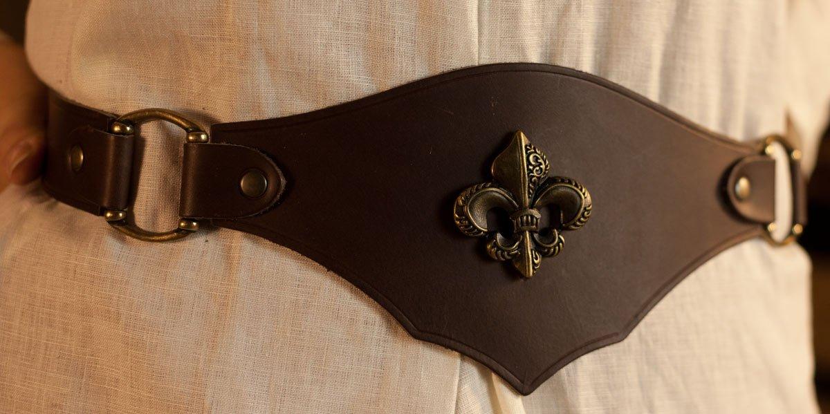 various colors new design newest ceinture homme medieval