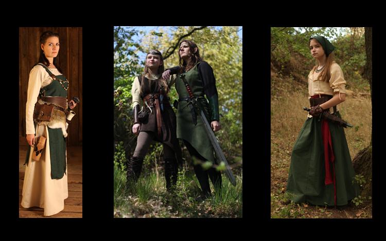 timeless design c33b1 e6e54 LARP Shop - Mittelalter Kleidung online bestellen | LARP ...
