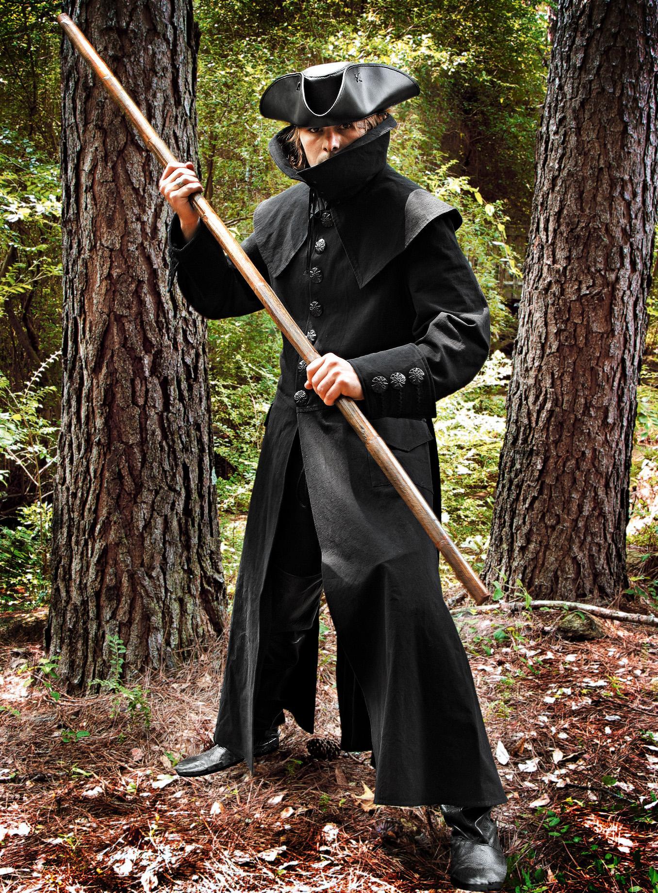 Highwayman Scoundrel Coat Order Online With Larp Fashion Co Uk