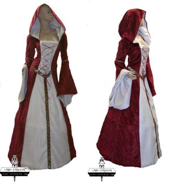 Kleid mittelalter kaufen